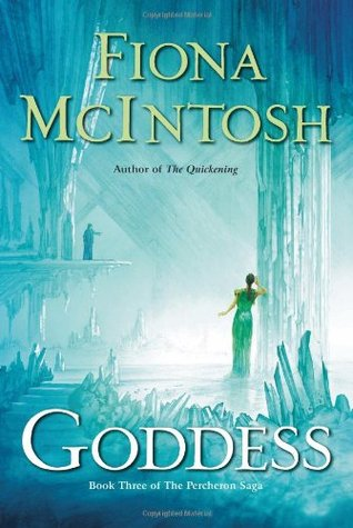Goddess: Percheron Book Three (Percheron Series 3)