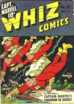 Whiz Comics #21 (Illustrated)