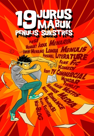 Descarga de libros PDF gratis 19 Jurus Mabuk Penulis Sukstres