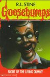 Night of the Living Dummy (Goosebumps, #7)
