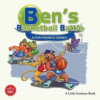 Ben's Basketball Battle: A Fun Phonics Series