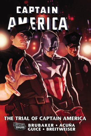 Ebook Captain America: The Trial of Captain America by Ed Brubaker read!