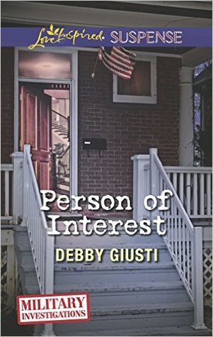 Person of Interest (Military Investigations #8)