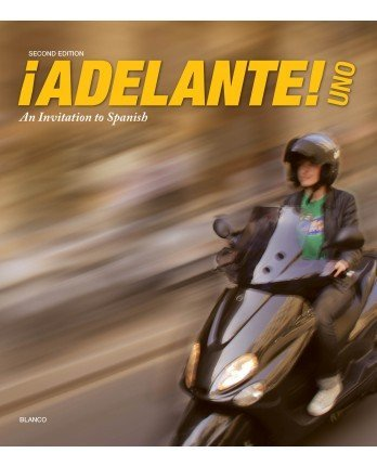 Adelante!, Uno [with SupersitePLUS & vText Access Codes]