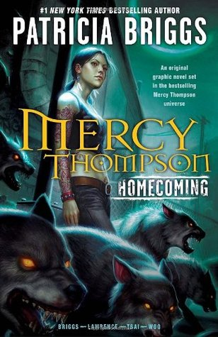 Patricia Briggs' Mercy Thompson by Patricia Briggs