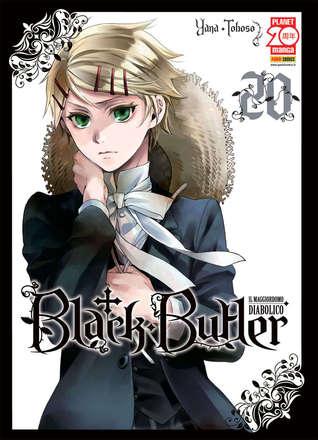 Black butler - il maggiordomo diabolico, vol. 20