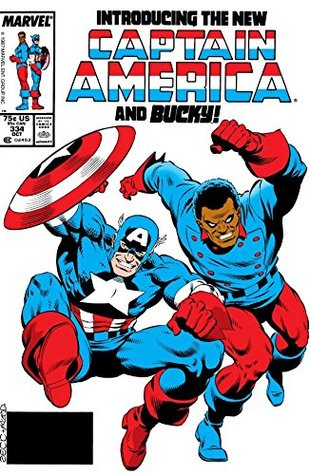 Introducing the New Captain America and Bucky! (Captain America, #334)