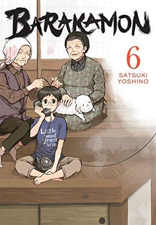Barakamon, vol. 6 by Satsuki Yoshino