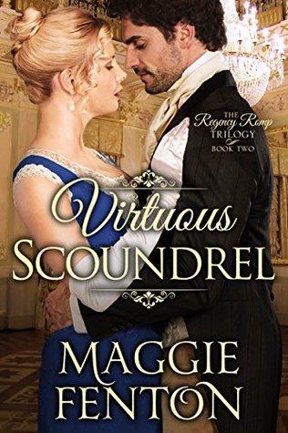 Virtuous Scoundrel (The Regency Romp Trilogy, #2)