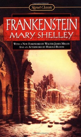 Frankenstein by Mary Wollstonecraft Shelley