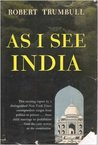As I See India