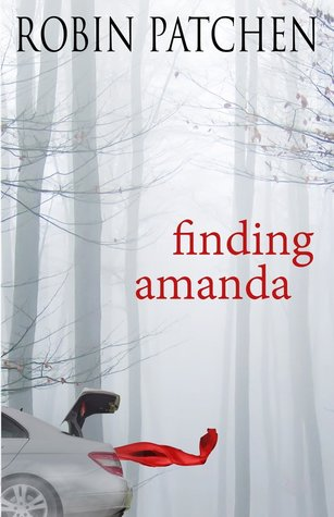 Finding Amanda by Robin Patchen