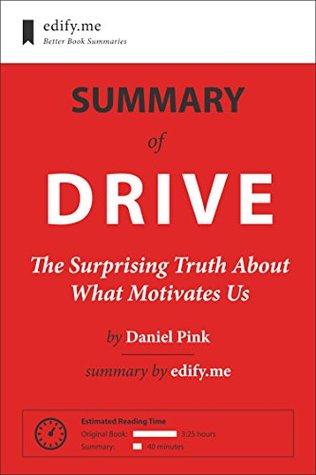 Drive by Daniel Pink - In-Depth Summary by edify.me
