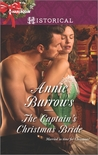 The Captain's Christmas Bride by Annie Burrows