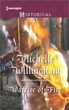 Warrior of Fire by Michelle Willingham