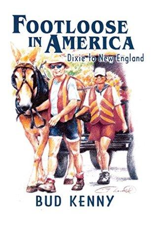 Ebook gratis para descargar Footloose In America : Dixie To New England