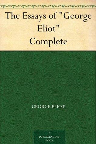 george eliot essays