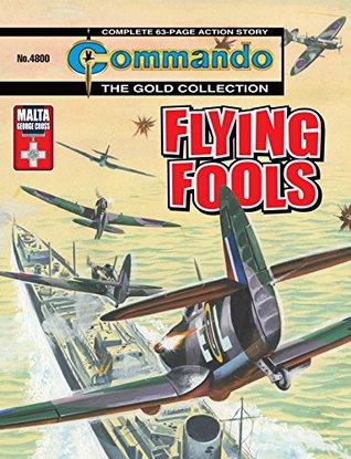 Commando #4800: Flying Fools
