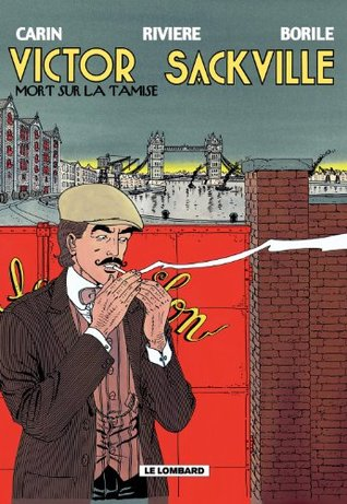 Mort sur la Tamise (Victor Sackville #5)