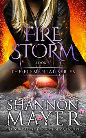 Firestorm(The Elemental Series 3)