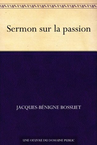 Sermon sur la passion