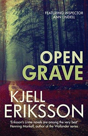 Open Grave By Kjell Eriksson