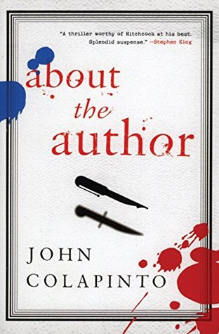About the Author by John Colapinto