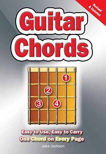 Guitar Chords (eBook): Easy-to-Use, Easy-to-Carry, One Chord on Every Page