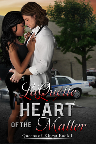 Heart of the Matter (Queens of Kings #1)