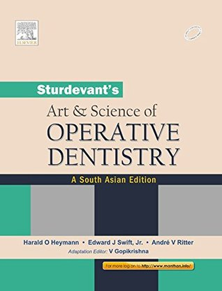 Sturdevant's Art & Science of Operative Dentistry: A South Asian Edition