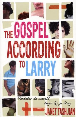 The gospel according to Larry: verbeter de wereld , begin bij je blog