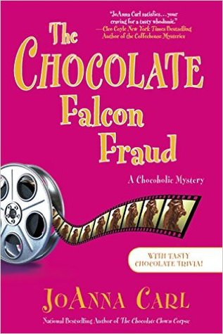 The Chocolate Falcon Fraud(A Chocoholic Mystery 15)