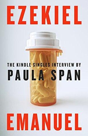 Ezekiel Emanuel: The Kindle Singles Interview