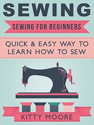 Sewing Book For Beginners