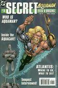 Aquaman Secret Files 1998