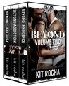 Book cover for Beyond: Volume Two (Books #4-6)