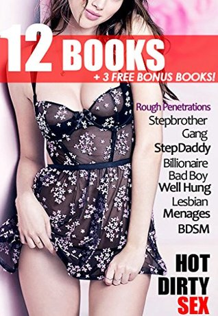 Hot Dirty Sex 12 books + 3 free books