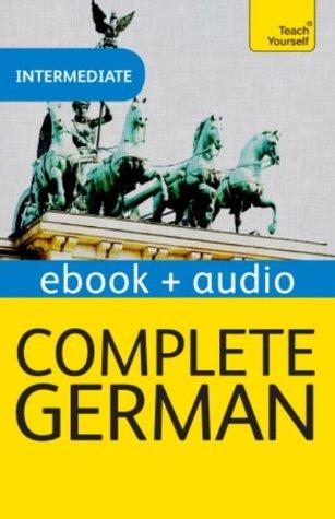 Complete German: Teach Yourself Audio eBook (Kindle Enhanced Edition) (Teach Yourself Audio eBooks)