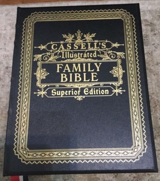 Cassell's Illustrated Family Bible (Luxury Limited Edition) - Easton Press