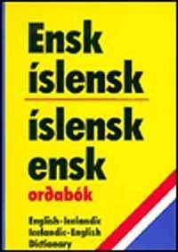 Ensk-Islensk/Islensk-Ensk Ordabok