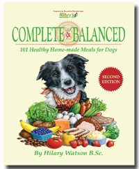 Complete balanced 101 healthy home made meals for dogs by hilary 26175484 forumfinder Image collections