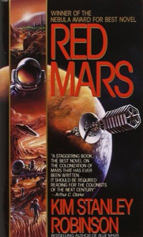 Image result for Red Mars – Kim Stanley Robinson