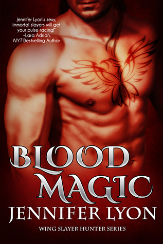 Blood Magic by Jennifer Lyon