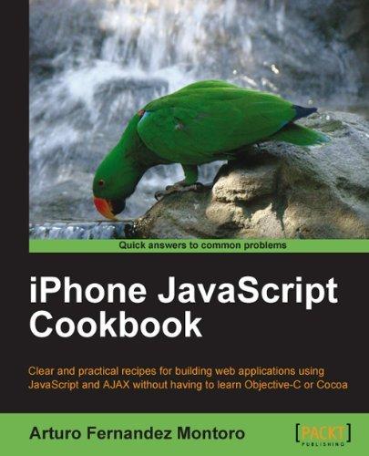 iPhone JavaScript Cookbook