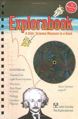 Explorabook: A Kids' Science Museum in a Book
