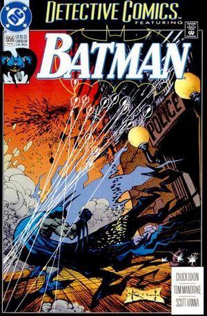Detective Comics #656