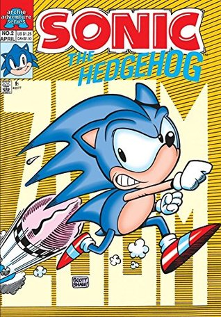 Sonic the Hedgehog Miniseries #2