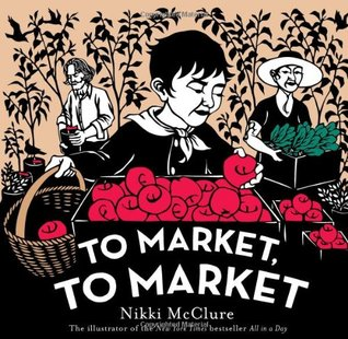 To Market, to Market by Nikki McClure