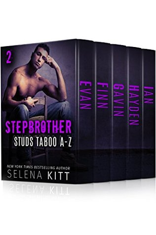 Stepbrother Studs: Taboo A-Z Boxed Set Volume 2 (Stepbrother Studs, #6-10)