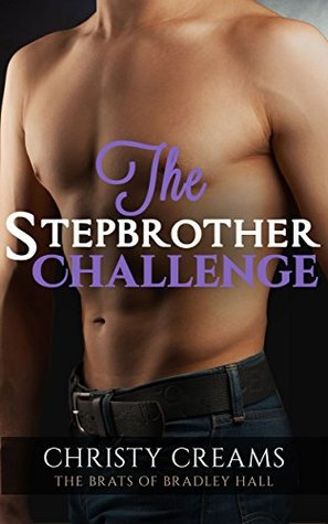 The Stepbrother Challenge: A BBW / Stepbrother Romance (The Brats of Bradley Hall)